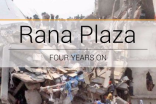 Some 1,138 workers were killed when the Rana Plaza building collapsed three years ago