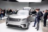 Velar is a carefully considered luxury Range Rover for modern times