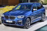 New G01 BMW X3 outgrows the Audi Q5