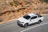 The Nissan plant also builds the X-Class truck for Mercedes