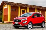 Ford Brazil re-engines and updates EcoSport with no price rise