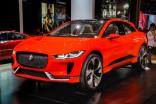 I-PACE concept at AutoShanghai: X590 production is due to commence in early 2018