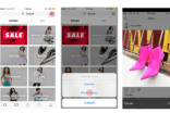Customers using the Asos app can upload a picture to search for items