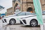 35 Mirai FCVs will be delivered to Hamburg in due course