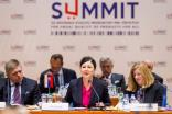 Eastern European leaders meet EU Commissioners at dual standards summit