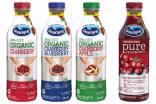 Ocean Sprays Organic 100% Juice Blends and Pure Cranberry (Unsweetened) 100% Juice - Product Launch