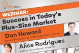 Webinar on demand: Success in Today's Plus-sized Market