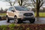 Ford launches updated Romanian EcoSport in UK