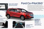 Ford launches Co-Pilot360 driver assist technology