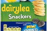 NPD Tracker - Mondelez links sweet and savoury in Dairylea Snackers; Charlie Bighams new grains-based range; Danone launches travel-inspired Les Danone du Monde yogurts; Cereal Partners adds on-the-go breakfast bar to Lion Cereals range; No Dough Pizza