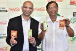 The Coca-Cola Cos Aquarius Glucocharge - Product Launch