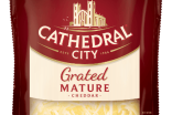 Saputo's Cathedral City cheddar cheese brand