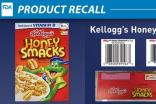 Salmonella-linked Kellogg cereal still on sale, says US FDA