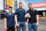 C&C Group signs Tennents deal with Scottish Rugby