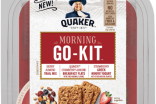 New Products - PepsiCos Quaker moves into chilled section with Morning-Go kits; Kelloggs Kashi unveils Kashi by Kids range; Aldis innovation push in US; Hain Celestial adds to Yves Cuisine range