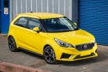 MG 3 facelift and future model plans