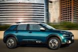 Brazilian version of C4 Cactus has 'floating' roof rails, roll-down rear windows