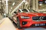 US made Volvo cars now coming off line