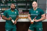 Sazeracs Paddy Irish Whiskey partners with London Irish Rugby Club