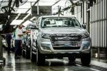 Ford already builds and sells the medium size Ranger globally so is the ideal partner to develop the new truck to share with VW