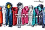 The North Face reinvents Thermoball with recycled materials