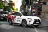 Lexus partners with Queensland for connected vehicle trials