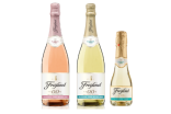 Freixenet 0% Alcohol Free Sparkling Wine is available in white (70cl and 20cl) and Rose (70cl)