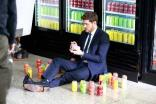 The PepsiCo Bubly ad centres around the similarity between Michael Bublé's name and that of the Bubly brand