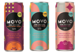 Molson Coors' canned spritzers, under the brand name Movo, will roll out from next month