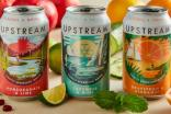 Upstream contains three calories per can and will roll out in three flavours