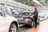 Mercedes starts A-Class sedan output at Rastatt