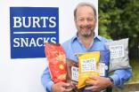 Burts Snacks MD David Nairn on how UK firm plans to double sales - interview