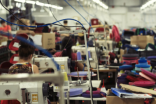 Romanian clothing and textile labour force figures have been plummeting over the last 12 years