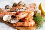 Seafood and seafood alternatives