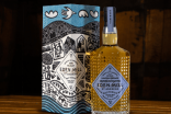 The packaging for the new Eden Mill whisky was designed by a local artist