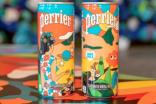Nestle's new Perrier cans are designed by artist duo Dabsmyla