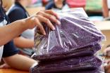 Pilot project to tackle plastic polybag waste in fashion industry