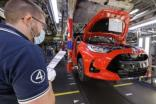 Toyota starts production of new Yaris in France
