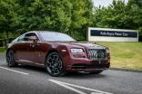 RR5 series Wraith is almost seven but likely has another three years of production remaining