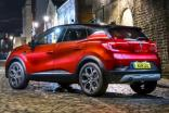 Renault sales triple aided by new Captur