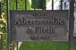 IN THE MONEY: Abercrombie & Fitch to lose logos in fashion focus