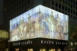 Old Navys Larsson to replace Ralph Lauren as CEO