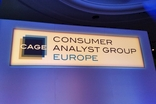 Food groups report to Consumer Analyst Group of Europe 2015