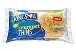 ABF launches low-calorie Kingsmill Crumpet Thins