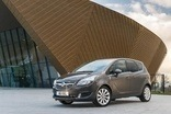 PRODUCT EYE: Vauxhall Meriva facelift, new 1.6 CDTi