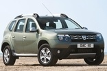 Dacia Duster is selling well in Europe this year