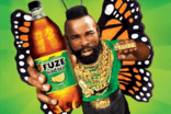 Coca-Cola Co's Fuze iced-tea campaign featured Mr T