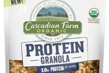 General Mills this year launched granola in US containing pea protein