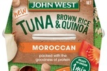 Simplot launches John West lunch offering
