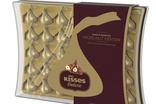 "Hershey launches ""premium"" Kisses Deluxe in US"